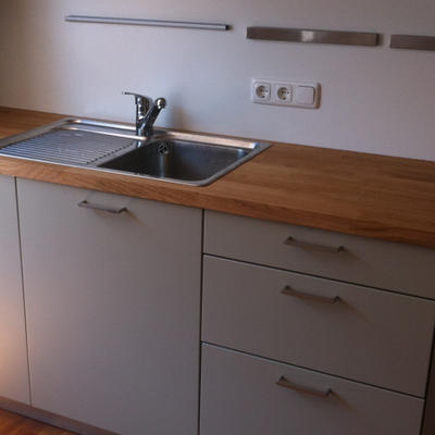 einfache Küchen